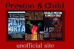 Preston & Child Unofficial Italian Site